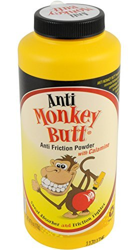 DSE Anti-Monkey Butt Powder, 6 Ounce - 1