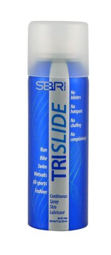 TRISLIDE Anti-Chafe Continuous Spray Skin Lubricant - 1